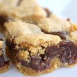 Tasty Treat Tuesday: Peanut Butter Chocolate Bars
