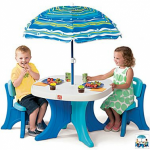 HOT DEAL ALERT:  Step 2 Play and Shade Patio Set only $13.50