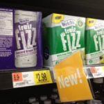Welch's Fruit Fizz only $.98 after coupon!