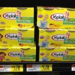 Yoplait Kids Yogurt 4 packs for $1.40 after coupons!