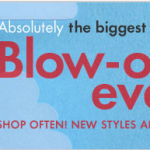 Zulily Blow-Out Event (new stock added every HOUR!)