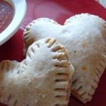 30 Days of Valentine's Fun: Calzone Hearts