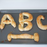 Cooking With Kids Thursday: Alphabet Pretzels