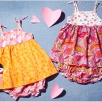 Baby Nay Spring Dress and Bloomer Set!