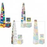 Building Blocks & Board Books: 4-Complete Sets for $24.99 ($99.96 value!)