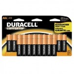 Duracell Coppertop Batteries AA or AAA (20 ct) as low as $6.87 shipped!