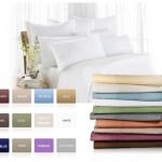 Christopher Adams® 1600 ThreadCount Egyptian Comfort™ Luxury Sheet Set just $29.98 shipped!