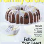 Get Family Circle Magazine for just $3.99 per year!