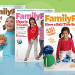 Family Fun Magazine:  one year subscription for $3.99!