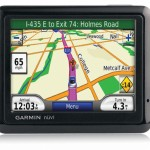 Garmin Nuvi Portable GPS Navigator With Lifetime Traffic, Bluetooth, FM Traffic Receiver & ecoRoute for $69.99!