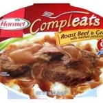 Hormel Compleats Microwave meals for $.66 after coupon!