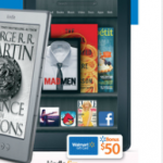 HOT DEAL:  Kindle Fire $199 plus get a $50 Walmart gift card!