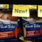 Kraft Fresh Take Kit only $1.09 after coupon at Walmart!