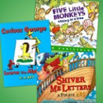 HOT sale on popular children's books:  prices as low as $1.35 shipped!