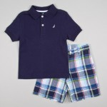 Nautica Polo and Shorts set for boys for $18 shipped (60% off!)