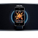 Philips Motorized Speaker Dock for iPhone/iPod for $24.99 shipped (regularly $59.99)