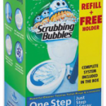 FREEBIE ALERT: Scrubbing Bubbles One Step Toilet Cleaning Kits FREE at Family Dollar!