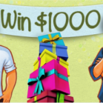 Swagbucks Birthday Bash:  win $1000 PLUS 140 bonus Swagbucks for new members!