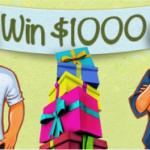 Swagbucks Birthday Bash:  win $1000 PLUS 140 bonus Swagbucks for new members!