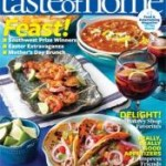 Taste of Home Magazine $3.99 per year!