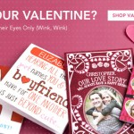 Tiny Prints: Valentine's Day card for just $.99 shipped (today only)