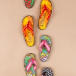 Super Cute Twisted Flip Flops only $7.25 (60% off!)