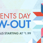 Zulily President's Day Blow-Out Sale:  prices start at $1.99!