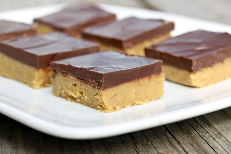 Tasty Treat Tuesday: Reese's Peanut Butter Bars