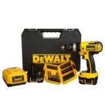 DEWALT DCD775KL-A 1/2-Inch 18-Volt Compact Lithium-Ion Hammer Drill Kit with Accessory Set $159.99 shipped (today only)