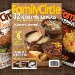 Family Circle Magazine for $3.50 per year (buy up to 4 years at this price!)