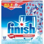 Finish Powerball Tablets, Fresh Scent (60 ct) for as low as $9.31 shipped!