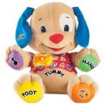 Fisher Price Laugh & Learn Love to Play Puppy as low as $12.99 after coupons!