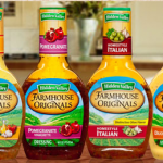 Printable Coupon Alert:  $1 off Hidden Valley Farmhouse Originals salad dressing!