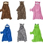 Hooded Animal Blankets only $5.99!