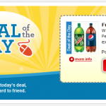 Kroger Digital Deal of the Day:  buy 2 Pepsi 2 liters, get 1 free!