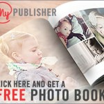 FREEBIE ALERT:  Free Hardcover Photo Book from My Publisher!
