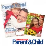Scholastic Parent & Child Magazine for just $2.99 a year!