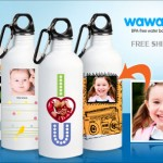 HOT DEAL ALERT:  Wawabots personalized water bottle for as low as $7 shipped!