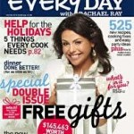 Everyday with Rachael Ray one year subscription for $4.50!