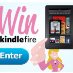 Woman Freebies:  Kindle Fire Giveaway!