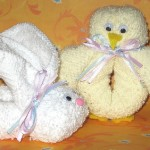 Easter Craft: Boo-Boo Bunnies and Chicks!