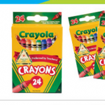 DEAL ALERT:  4 boxes of Crayola crayons for $1 plus MORE deals!