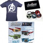 GIVEAWAY: Marvel's The Avenger's Prize Pack! (ends 5/11)