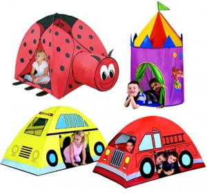 sc 1 st  Melissas Bargains & Indoor/Outdoor Childrenu0027s Tent plus Carry Bag only $14.99!