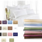 DEAL ALERT:  Christopher Adams® 1600 TC Series Egyptian Comfort™ Luxury Sheet Set for $24.99 shipped!