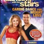 Dancing with the Stars Cardio Dance DVD for $6.96 after coupon!