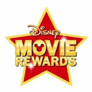 Disney Movie Rewards points