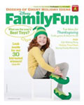 Family Fun Magazine sale