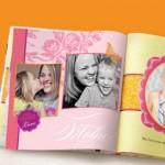 FREEBIE ALERT:  Free 8X8 photo book from Shutterfly!