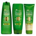 FREEBIE ALERT:  Garnier Fructis Triple Nutrition shampoo and conditioner live at 12 pm EST!